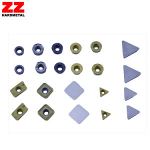 Tungsten Carbide Indexable Turning Inserts Wnmg 080408 pictures & photos