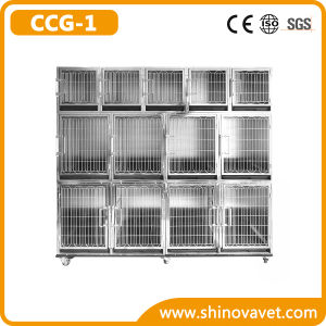Professional Modular Pet Cage Dog Kennel Dog Cage (CCG-1)