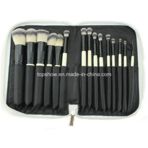 Best Private label Makeup Brush Sets 15 PCS Custom Cosmetic Brushes
