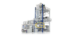 ABC Rotating Traction Coextrusion Film Blowing Machine