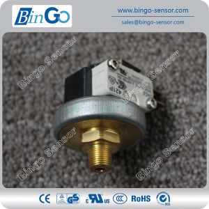 Adjustable Steam Pressure Switch for Oil, Gas pictures & photos
