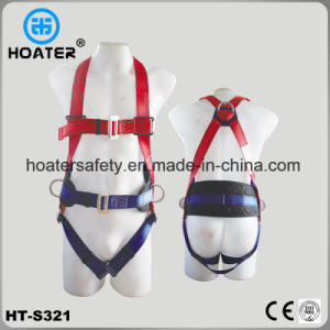 Height Safety Harness for Roof Work with Wist Pad
