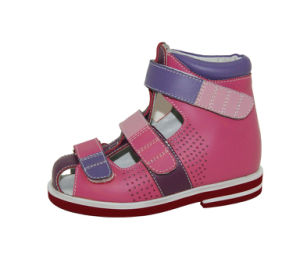99c0844783 Children′s Orthopedic Shoes with Thomas Heel Added Medial Support Without  Inflare