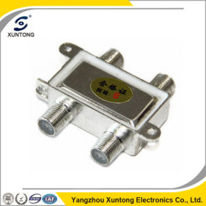 2 Way 3 Way Splitter 5-1000MHz CATV Splitter pictures & photos