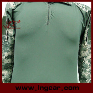 Outdoor Army Tactical Uniform Camouflage Waterproof Shirt Airsoft Uniform Frog Suit pictures & photos