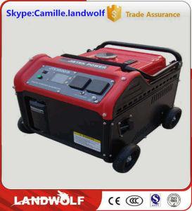 Gasoline Digital Inverter Generator 3500w 5500w 8500w Rv Camping Portable Remote Start