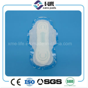 280mm Wings Blue Chip Sanitary Napkin with Competitive Price pictures & photos
