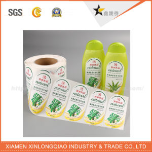 Customized Printed Paper Self Adhesive Scan Label Printing Barcode Sticker pictures & photos