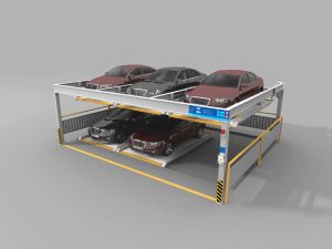 2-Layer Smart Parking System pictures & photos