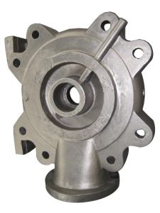 Hydraulic Pump Steel Casting Sand Cast pictures & photos