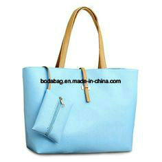 New Fashion Woman Tote Bag with Big Main Pocket (BDMC010) pictures & photos