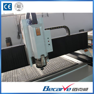 1.3m*2.5m Double Screw High-Precision Multi-Function 5.5kw Spindle CNC Router with Ce pictures & photos