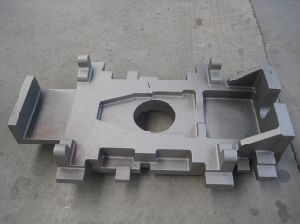 Sand Casting in Stainless Steel Casting Parts of Metallurgical Equipment pictures & photos