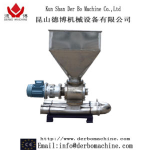 Stainless Steel Feeder with Frequency Inverter
