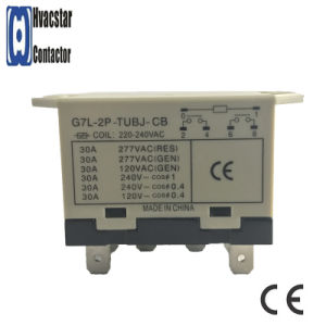 China Air Conditioning Relay 1p 2p AC Electrical Relay with Ce