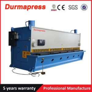 Hydraulic Swing Beam Shearing Machine/CNC Cutting Machine/Fabrication Plate Shearing Machine