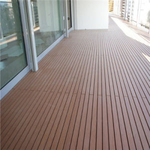 Outdoor Decorative Composite Decking for Garden Yard (145*30mm)