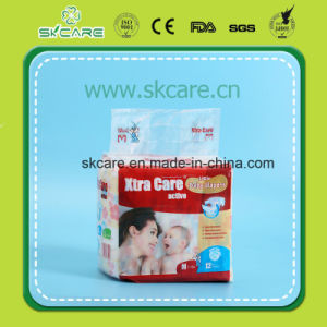 Ultra Thin Soft Cotton Disposable Baby Diapers