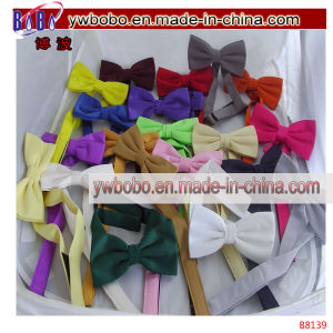 Bow Tie Prinded Ties Best School Supplies School Stationery (B8139) pictures & photos