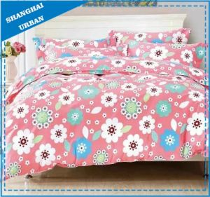 Premium Quality Printed Cotton Bed Sheet pictures & photos