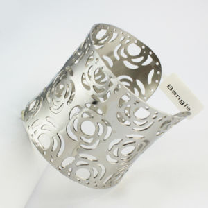 Hindu Stainless Steel Cuff Bracelet pictures & photos