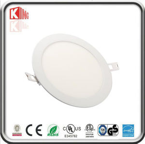5years Ce ETL Energy Star Approval Round LED Panel Light