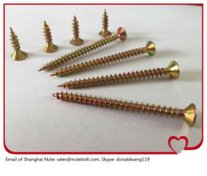 Chipboard Screws DIN7505 pictures & photos