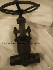 Forged Steel Pressure Seal Type Globe Valve pictures & photos