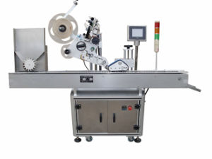 Horizontal Sticker Labeling Machine (2000-12000BPH)