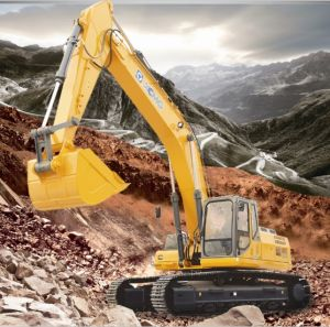 XCMG Excavator Xe370c with 37t Operating Weight pictures & photos