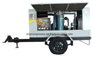 Mobile Diesel Driven Air Compressor