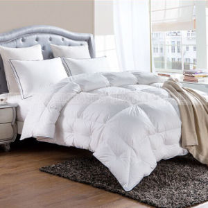 Comfortable White Duck Feather Duvet for Star Hotel pictures & photos