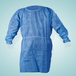 Isolation Gown/ Surgical Gown/Medical Gown/Hospital Gown pictures & photos