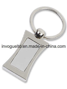 Blank Metal Keychain for Promotional Gift pictures & photos