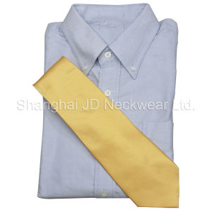 Dye Color Tie / Plain Color Tie / Solid Color Tie pictures & photos