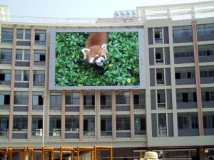 Outdoor P16 Wall LED Display Billboard pictures & photos