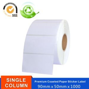 Semi Gloss Adhesive Label Stocks for Printing