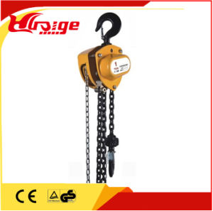 Economical Small Vd Type 2ton Hand Chain Block pictures & photos