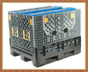 Good Quality Plastic Folding Pallet Boxes for Auto Industry