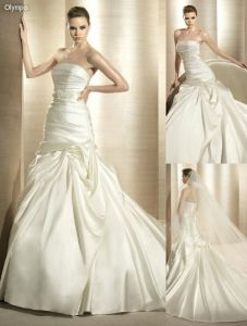 Wedding Dress Gown (olympo)