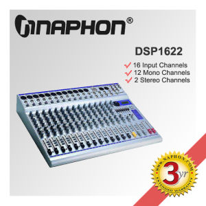 Professional Audio Mixer Console (DSP1622)