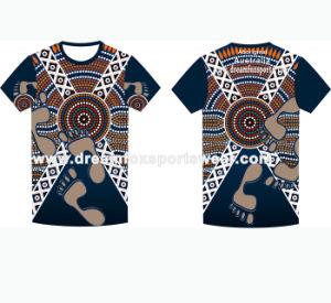 29c811e1d Wholesale Australia Aboriginal Women T-Shirt Sublimation Sports Wear Custom  Men′s Dry Fit