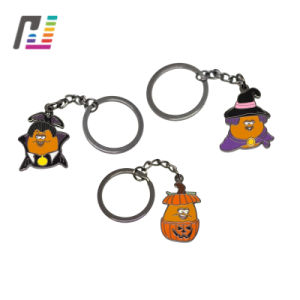 Factory Direct Wholesale Metal Custom Promotional Keychains with No Minimum  Order Quantity