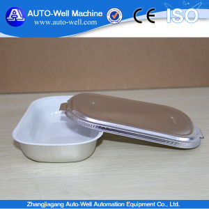 Disposable Airline Aluminum Foil Tray for Packaging pictures & photos