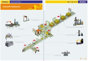 Carton Packaging Line pictures & photos