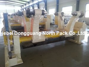 Seven-Layer Corrugated Paperboard Production Line pictures & photos