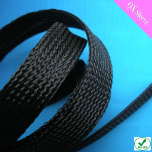 Flexible Polyamide 6.6 Expandable Fabric Braided Sleeving pictures & photos