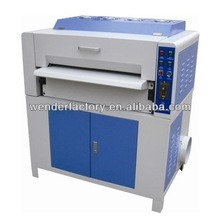 Wd-Flm-B36 36 inch Flower Pattern Texture UV Coating Machine pictures & photos