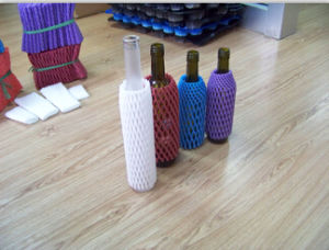 Protective Sleeve Net for Liquor Bottle Packing Popular in Australia, Singapore pictures & photos