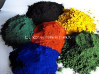 Iron Oxide Fe2o3 for Pigment Powder pictures & photos